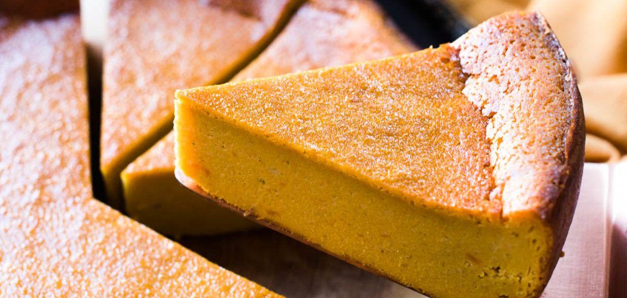 Sweet Potato Bebinca Goan Pudding Cake Kitchen Confidante Recipe In 2021 Sweet Potato Pudding Food Traditional Jamaican Food