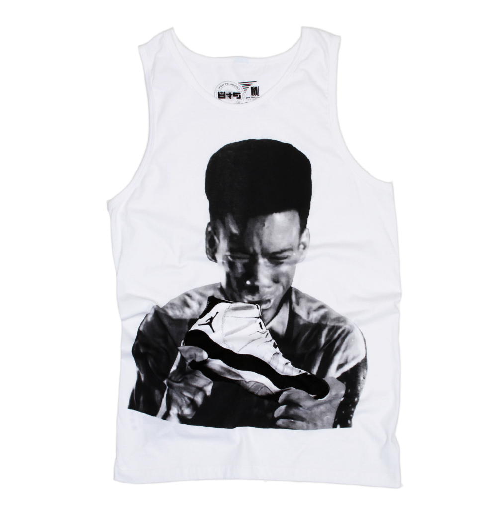 2119101b459 The Air Jordan Concord 11 XI Pookie tank top, straight from New Jack City,  that sh#t just be callin me man, it be callin' me, man. What else to say?
