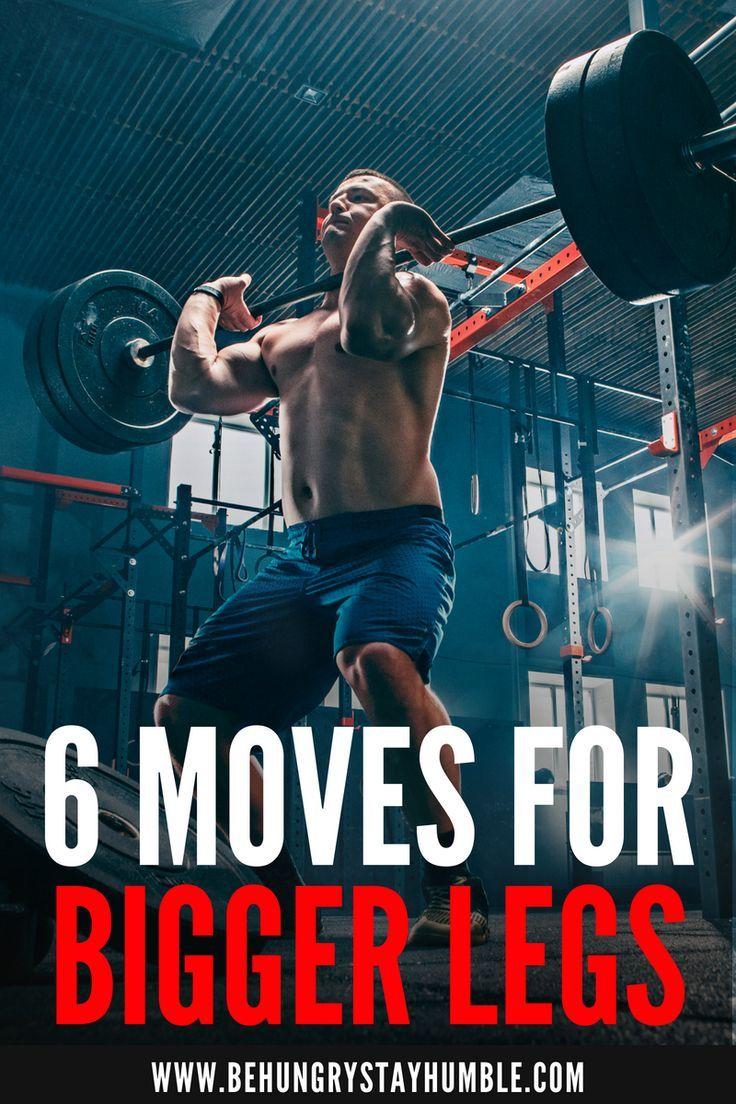 How to get bigger legs leg workouts for mass leg