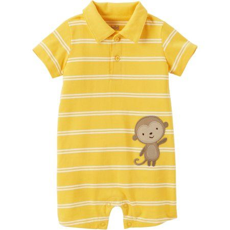 e6bfdb80544f Child of Mine by Carter s Newborn Baby Boy Romper