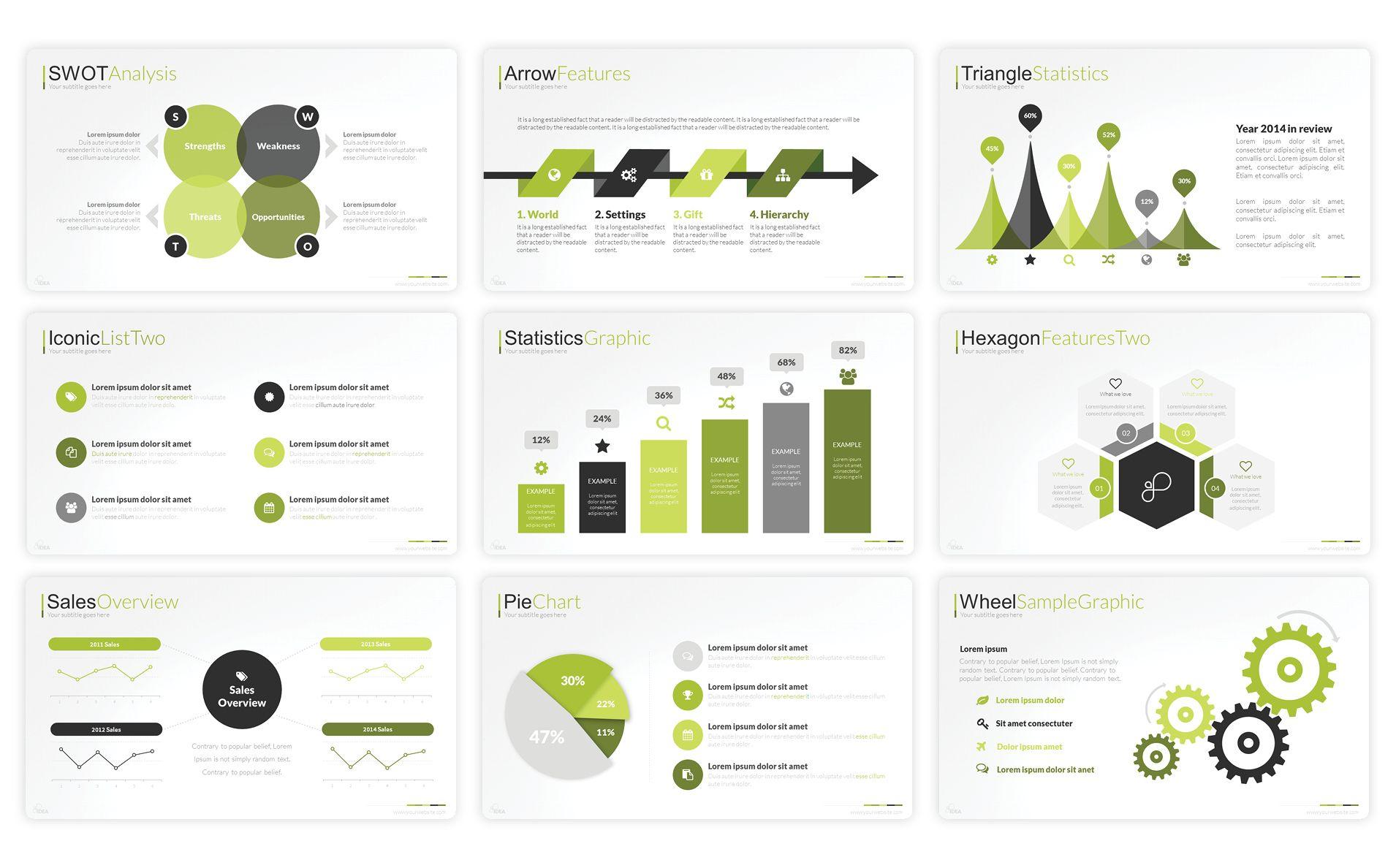 Idea Powerpoint Template 74481 Templatemonster Powerpoint Presentation Powerpoint Templates Web Design Software