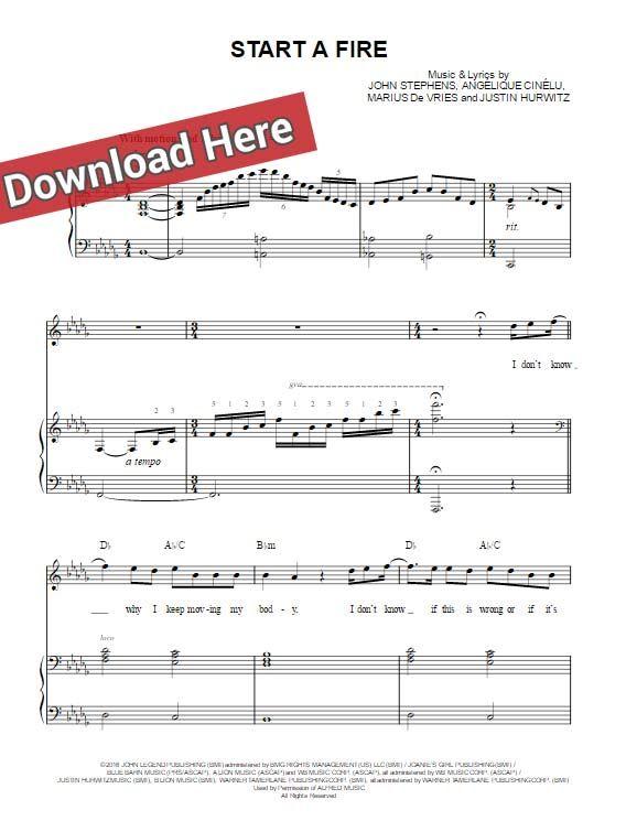 Guitar Chords John Legend Tonight Download