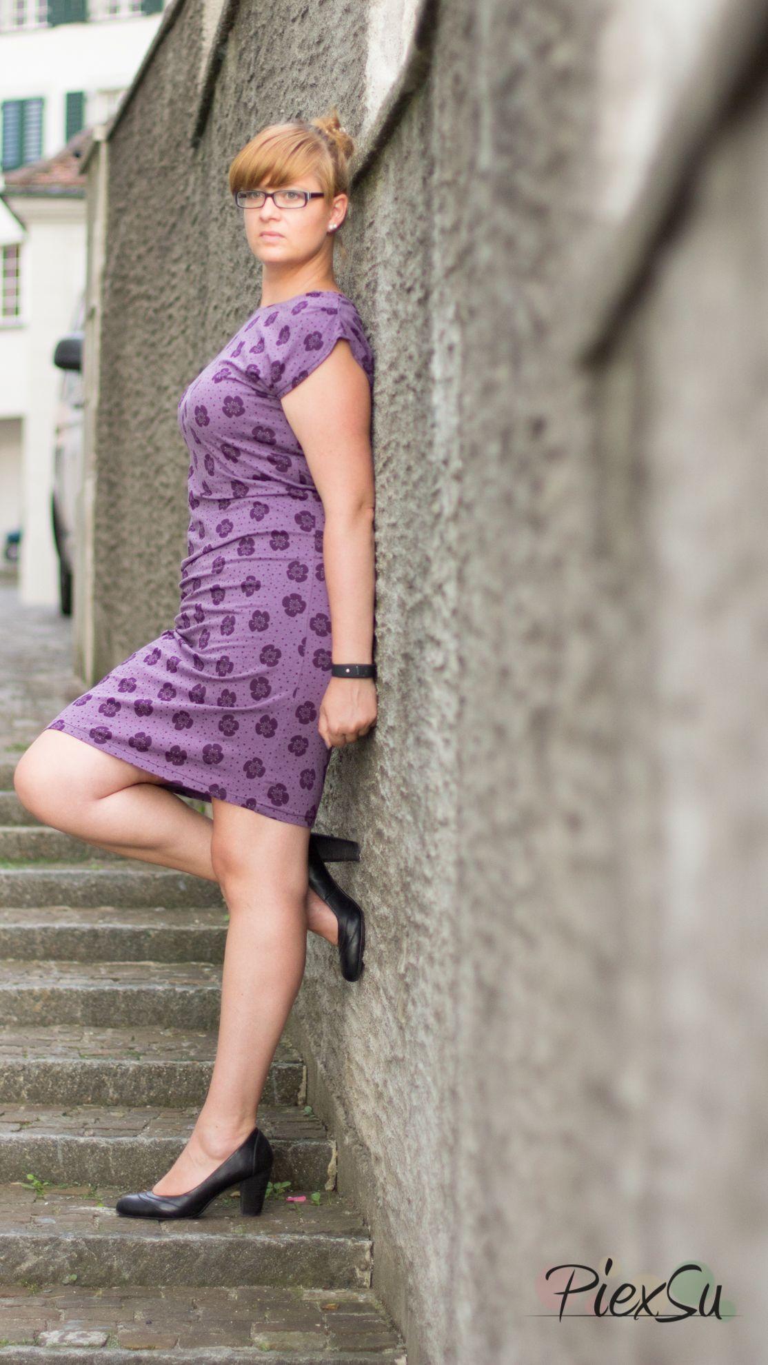 Mesa Stad – Ein Kleid im Schrank wird zum Schnittmuster