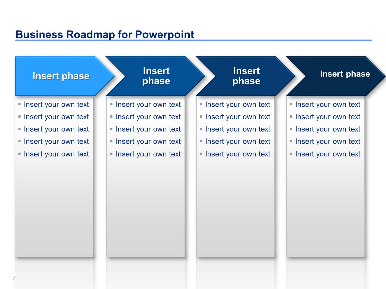 Project Plan, Business Roadmap & Timeline Templates