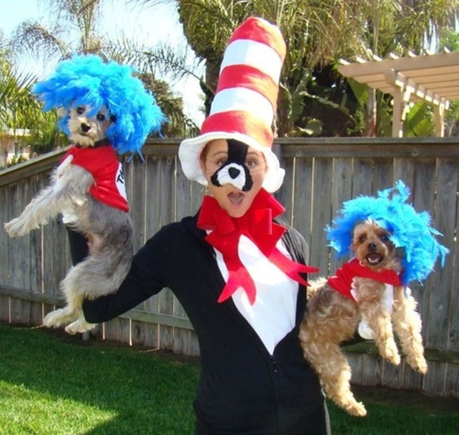 23 ingenious couples costumes you can wear with your dog this 23 ingenious couples costumes you can wear with your dog this halloween solutioingenieria Choice Image