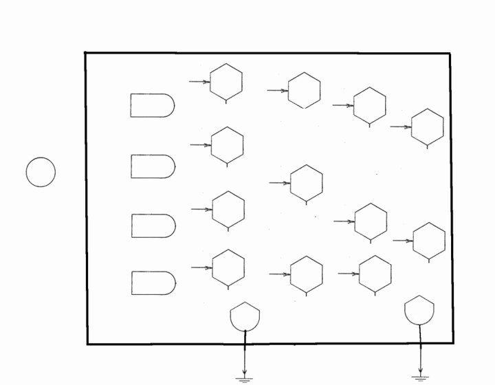 Blank Flow Chart Template Fresh 30 Of Blank Web Diagram Template In 2020 Flow Chart Template Flow Chart Simple Flow Chart