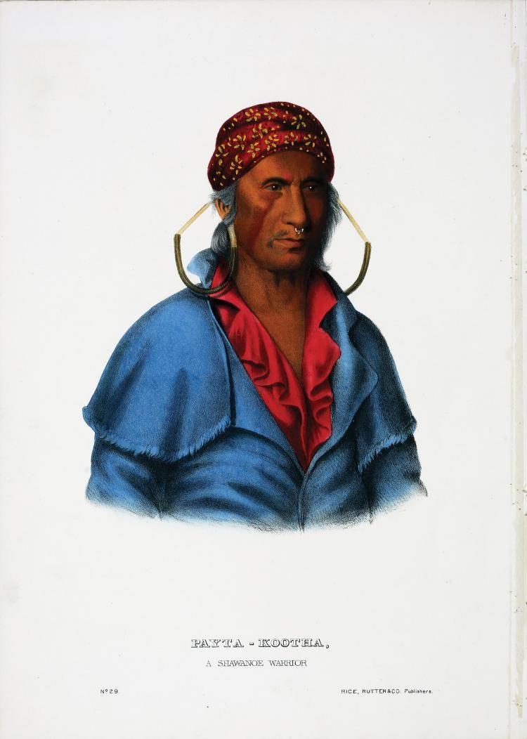 Shawnee Indianer