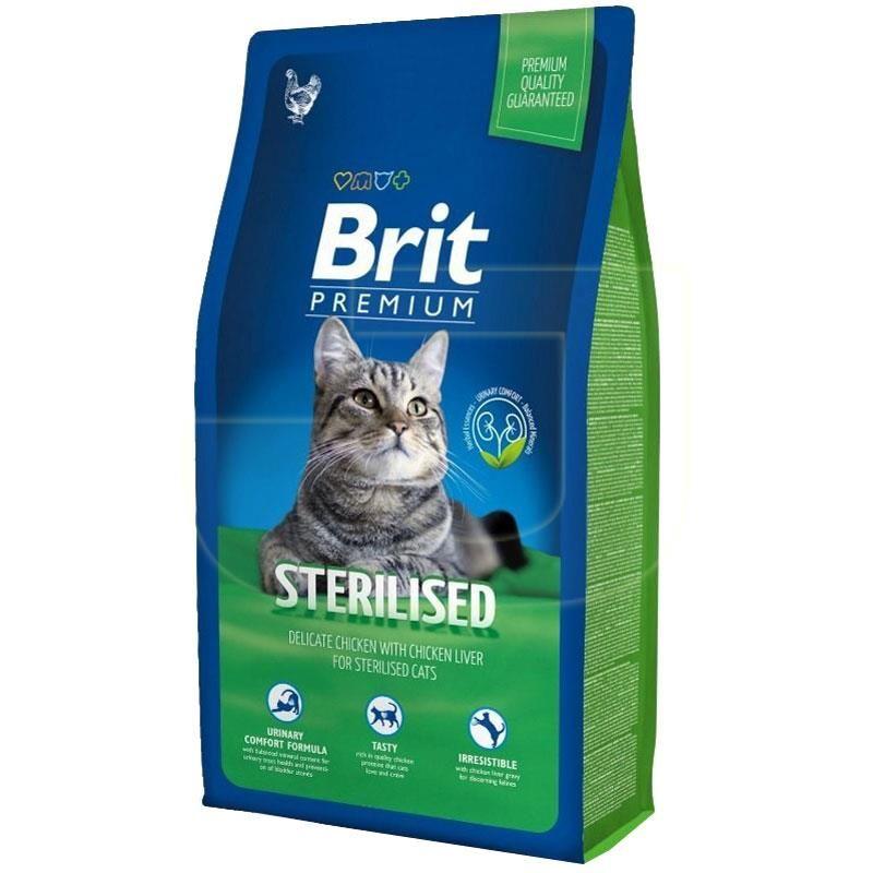 Kısırlaştırılan kedilerin özel mamalarla beslenmesi, kilo almamaları ve genel sağlık durumlarını korumaları için oldukça önemlidir. Bunun için; bağışıklık sistemini güçlendiren, ürüner sistem sağlığını koruyan ve içerdiği vitamin ve mineraller ile yaşlanmaya karşı özel formüllü mamalar tercih etmelisiniz. Brit gibi...