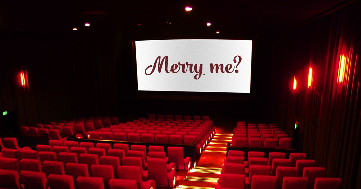 A Live Action Marriage Proposal Marriage Proposal Ideas For Men