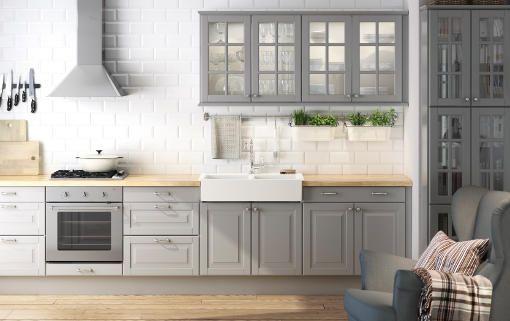 Las mejores cocinas del catálogo Ikea 2014 - mueblesueco | Lillo en ...