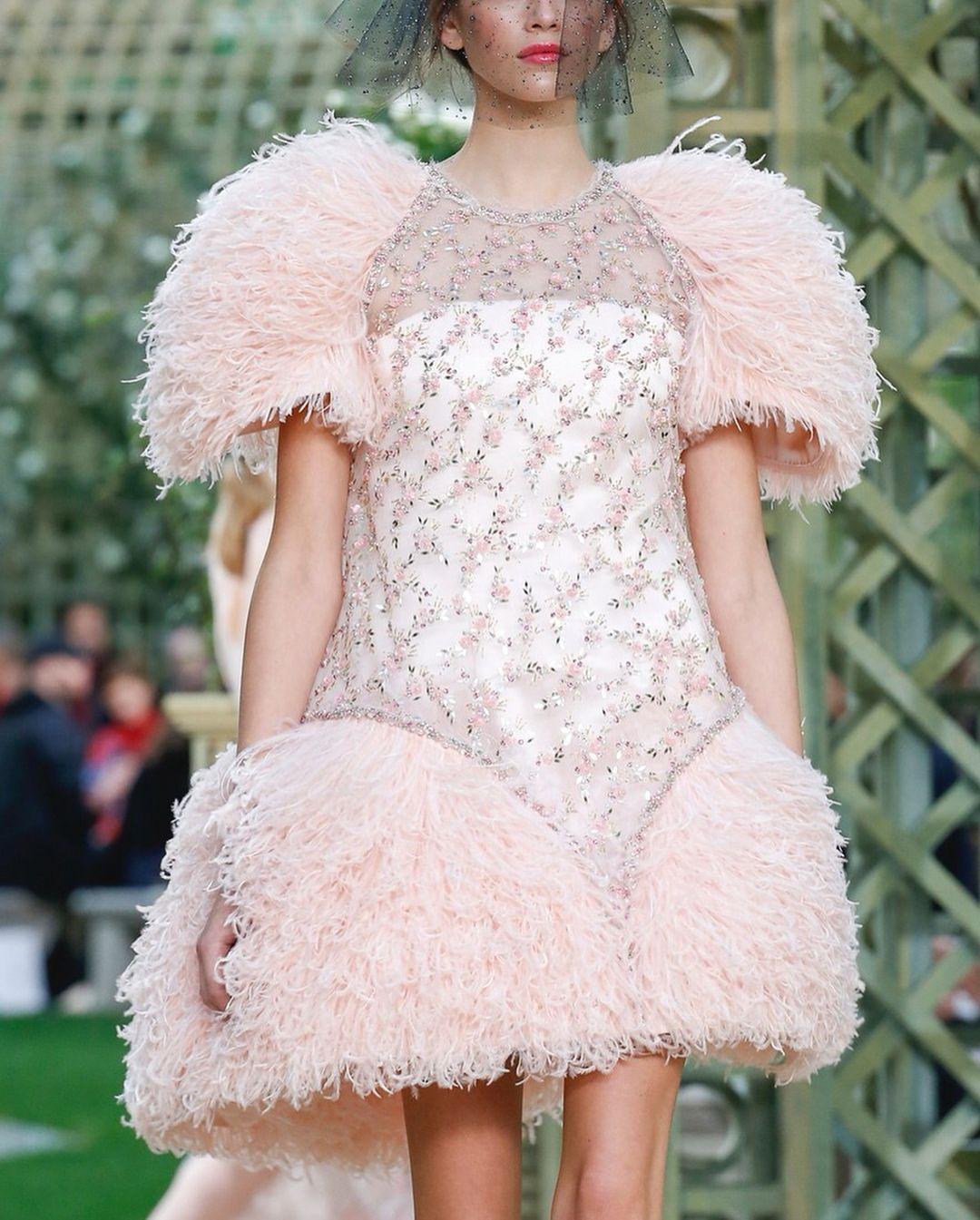 Chanel spring wedding dress pinterest chanel spring
