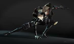 Resultado de imagen para cyberpunk characters