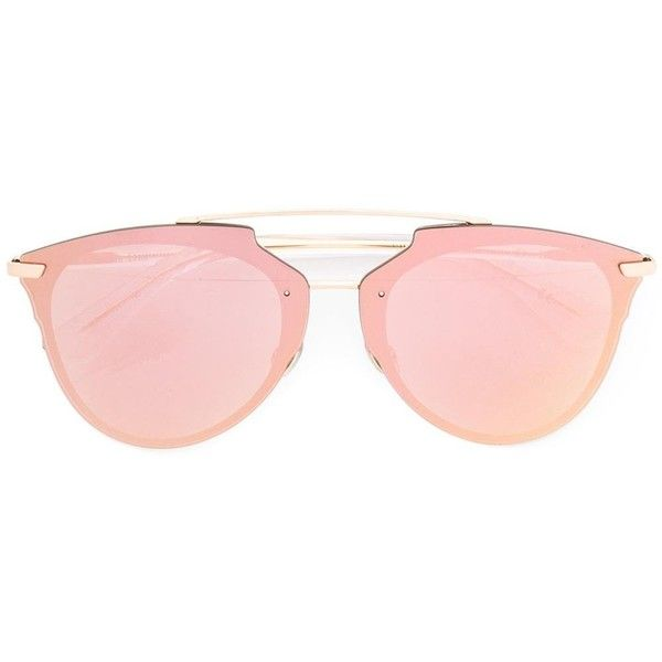 941edea47fc Dior  Reflected  Sunglasses ( 530) ❤ liked on Polyvore featuring  accessories
