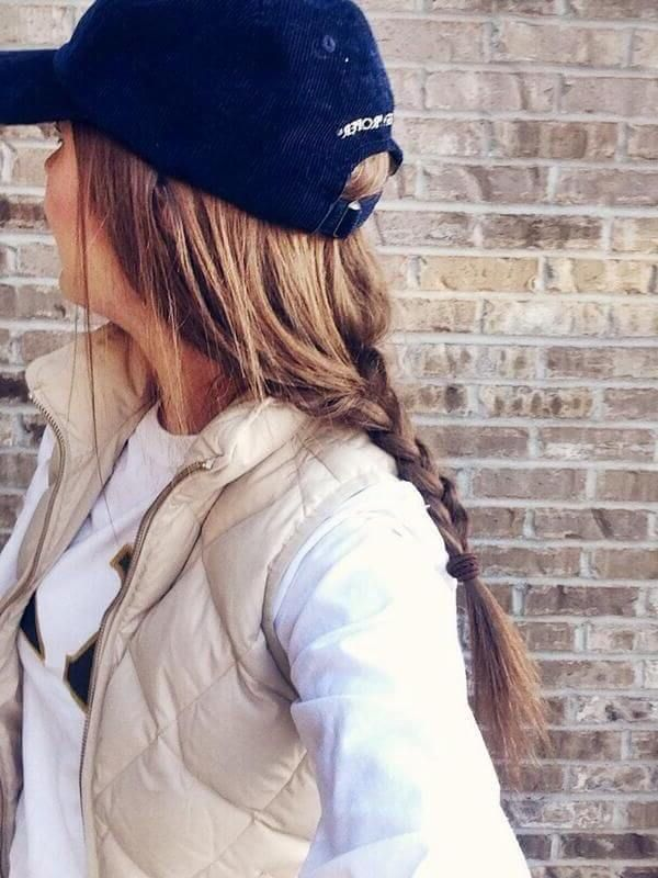 Peinados Con Gorras Que Sientan De Maravilla En Cada