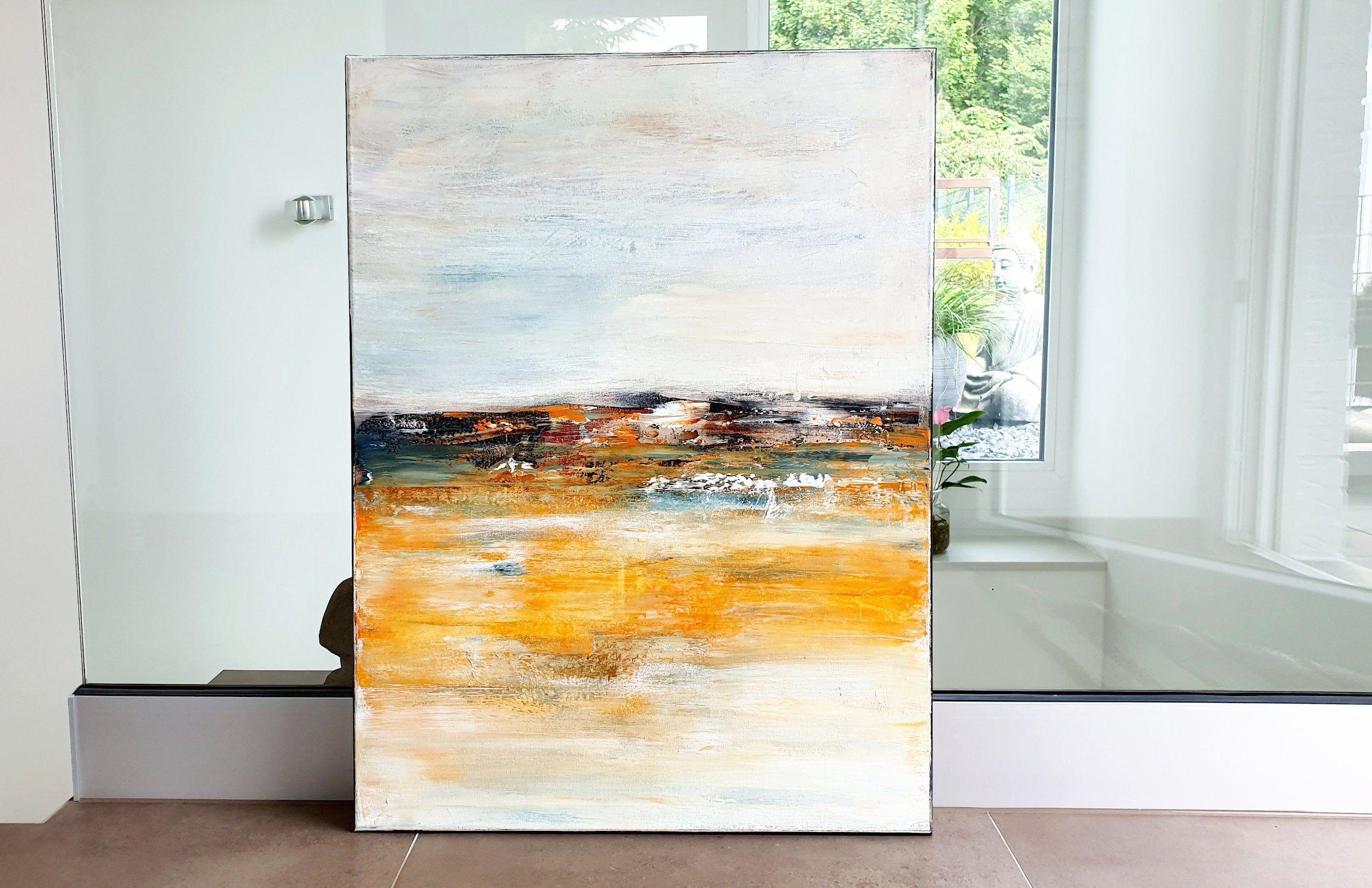 pin on acrylmalerei auf leinwand abstrakte kunst bild kaufen günstig bedrucken