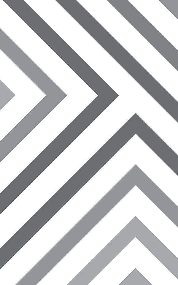 Papier peint à Rayures, Cyprès Gris Pinterest Grey bedroom