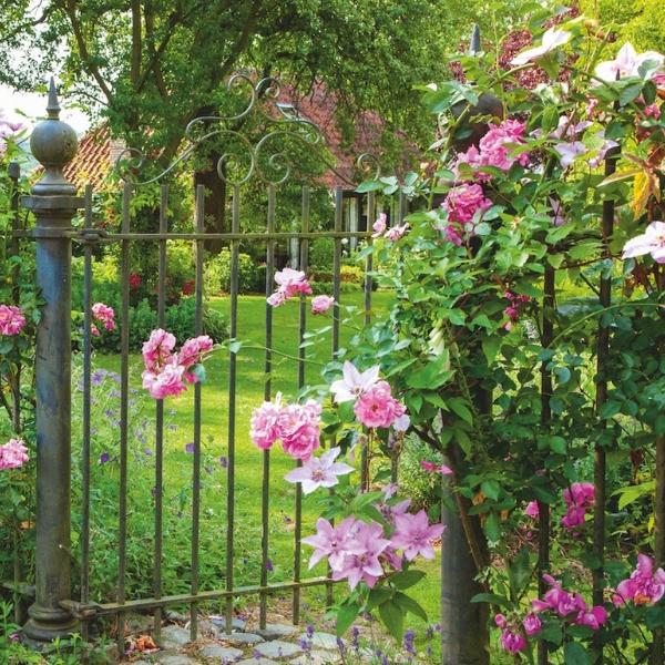 Portail 8 id es pour bien choisir son portail le blog - Comment choisir une serre de jardin ...