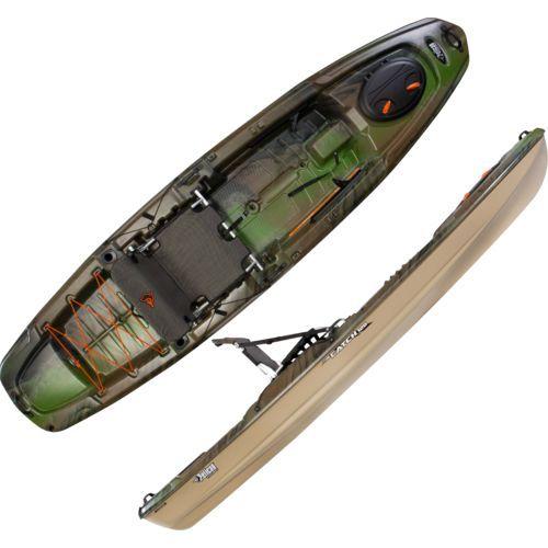 Pelican Premium The Catch 120 11 8 Camo Kayak Academy