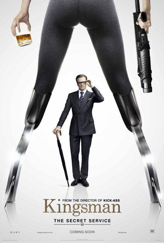 New Kingsman The Secret Service Trailer Posters Kingsman The Secret Service Kingsman Kingsman Movie