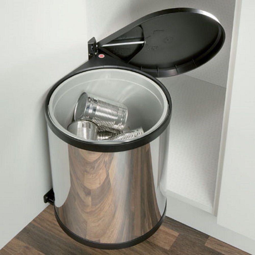 Polished Stainless Steel Kitchen Under