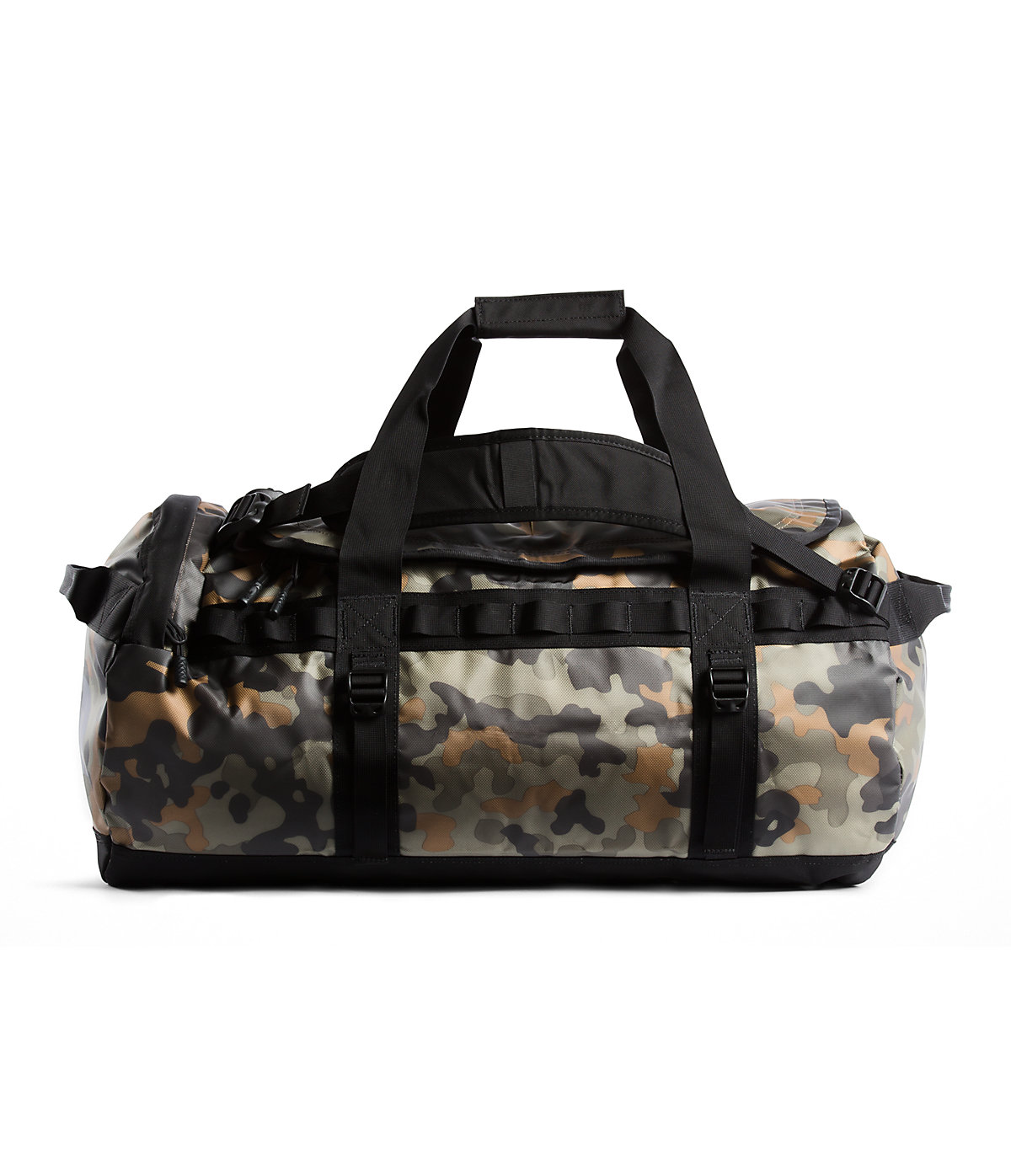The North Face Base Camp Medium Duffel Bag Updated Design New Taupe Green  Mcrflkcmprt tnf Black f618254fd0f23