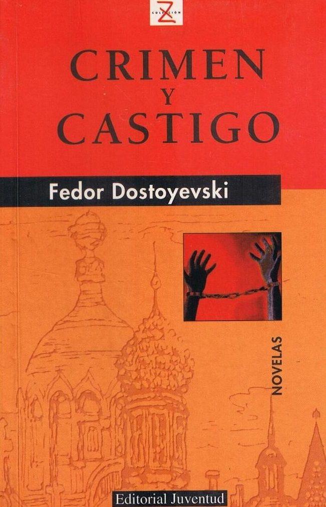 Crimen Y Castigo Dostoyevski Leer Lectura Libros