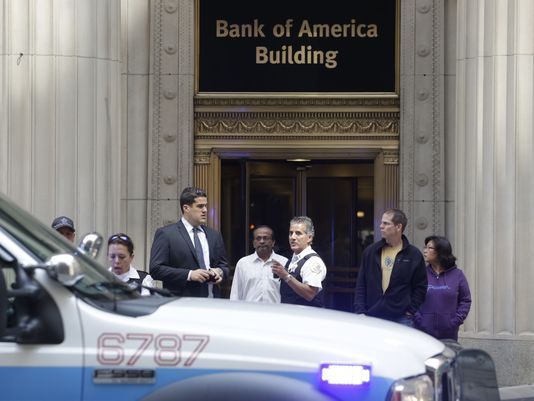 Gun Violence Hits Chicago Financial Sector: Top Level Executive Shoots CEO After Being Demoted
