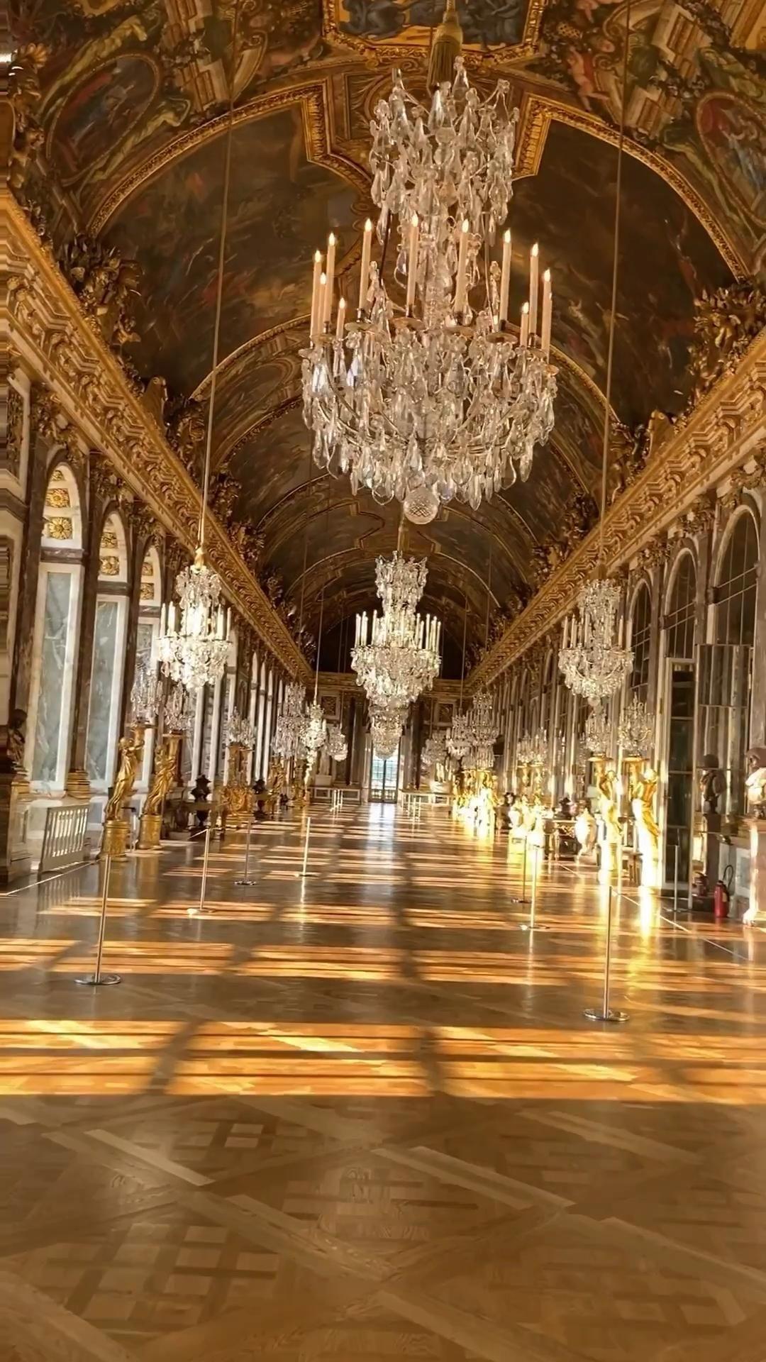 Visite privée au château de Versailles