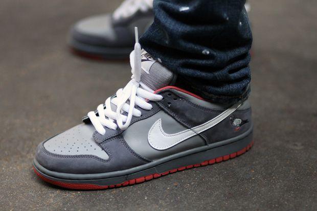 Nike dunk!   Nike casual shoes