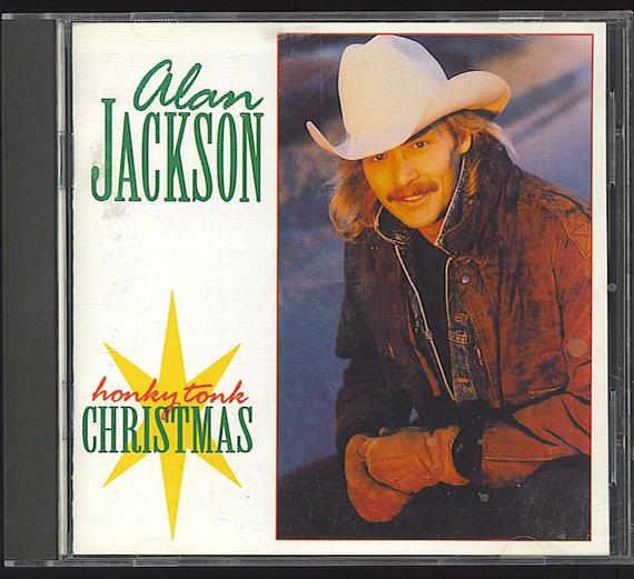 fan of alanjackson u must buy his honky tonk christmas cd on addoway - Alan Jackson Honky Tonk Christmas