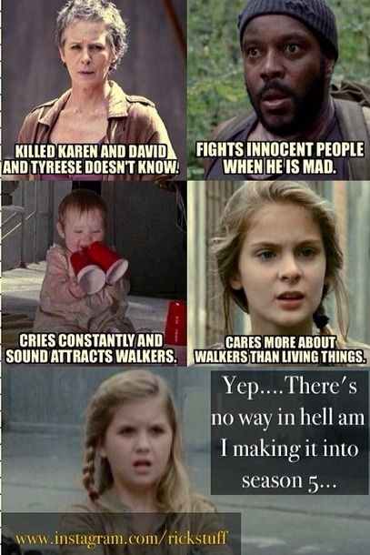 Pin By Becky Mcdonald On Walking Dead Walking Dead Memes Walking Dead Zombies The Walking Dead