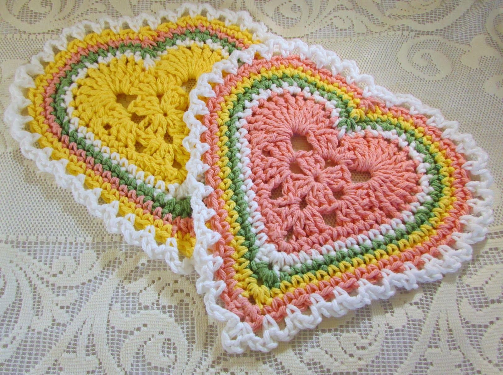 Heart dishcloths nancy drew crochets patterns dishcloth and crochet hearts heart dishcloths free pattern bankloansurffo Choice Image