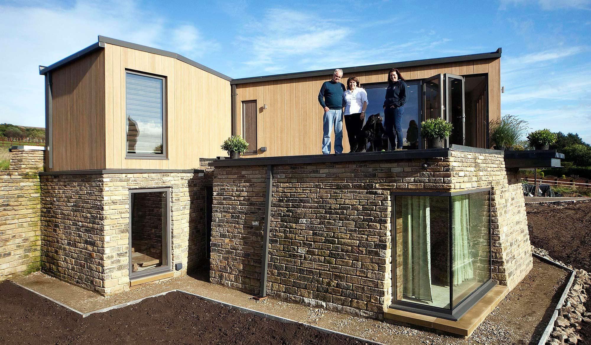 Grand Designs See Inside Bolton S Ultra Modern Eco House Grand