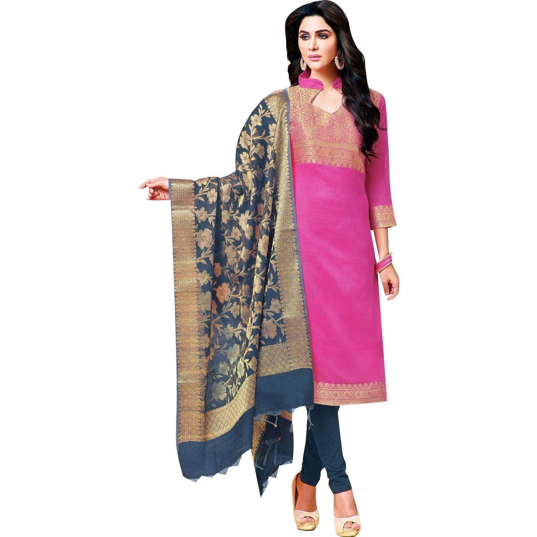 Readymade salwar kameez brocade silk indian salwar dress pakistanit