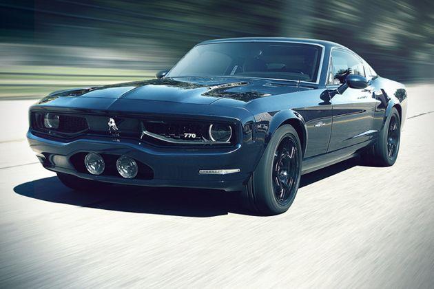2014 equus bass770 luxury muscle car 1 2014 equus bass770 une muscle car entre brutalit