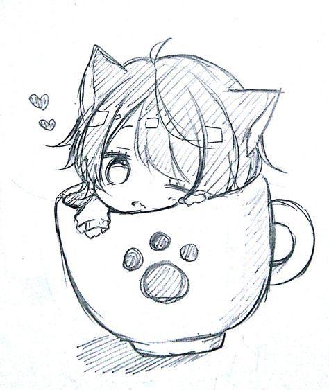 Pin De Sanaku Gameplay Ita Em Mi Piace Voto 10 Desenhos Kawaii