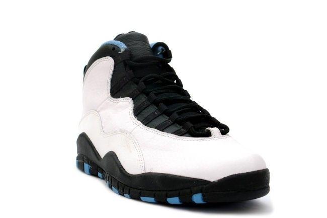 competitive price ba7e1 495c8 Air Jordan 10 Original White   Powder Blue 130209-102