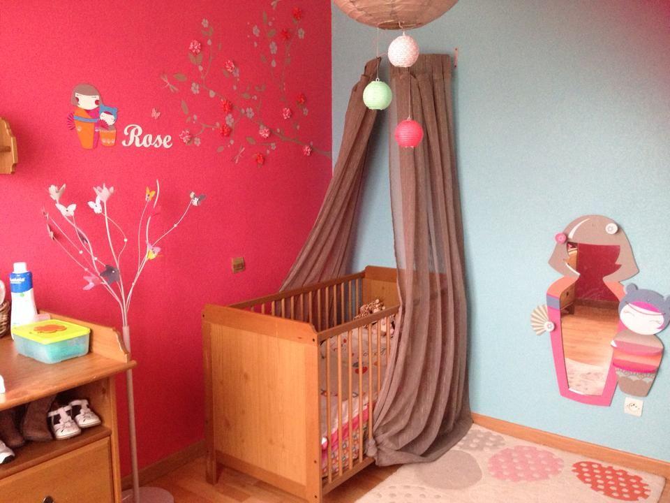 Chambre bébé fille décoration Chambre Bébé décoration Nursery garçon