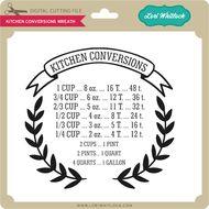 Download Kitchen Conversion Chart   Kitchen conversion, Measurement ...