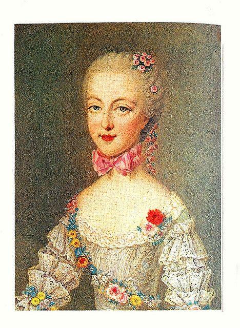 Maria Amalia, Marie Antoinette's sister.