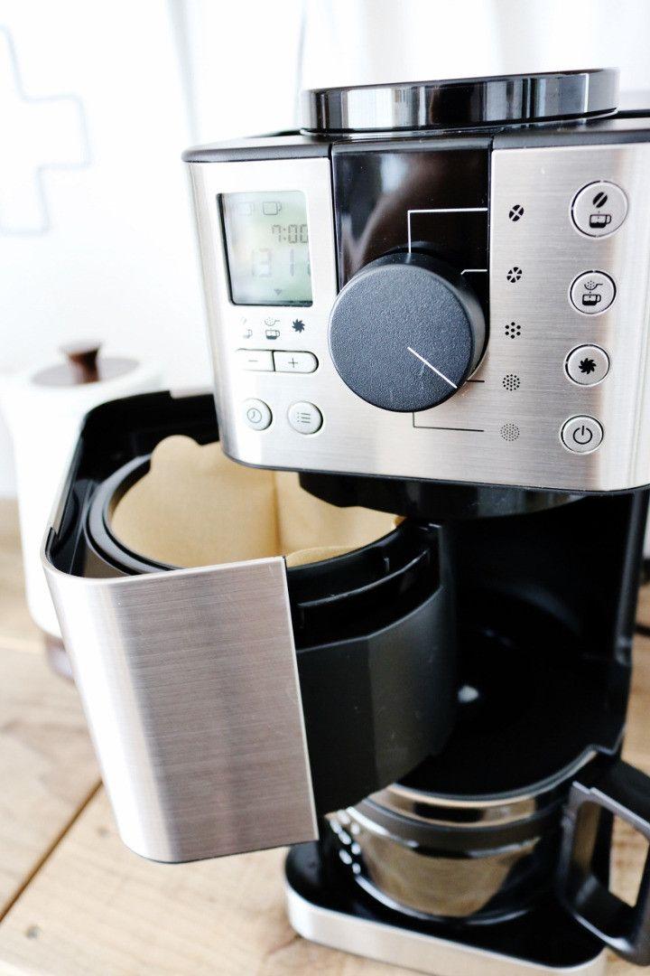 無印 大人気コーヒーメーカーを使用リポート コーヒーメーカー 家電 キッチンガジェット