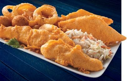 image about Long John Silver's Printable Coupons titled Get Father Out! Purchase BOGO Platters At Very long John Silvers
