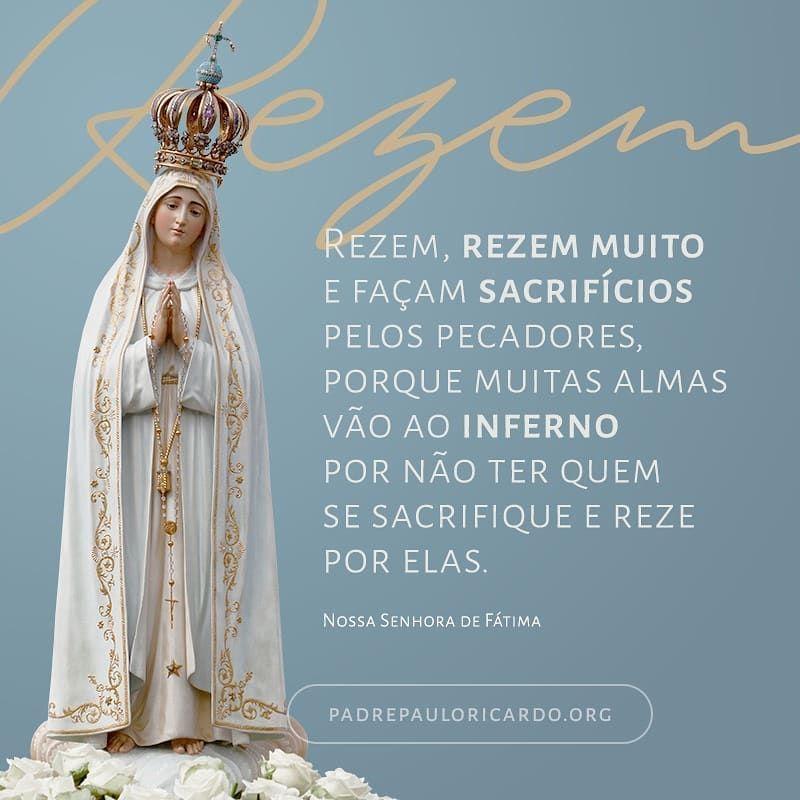 Mais de 75 Frases De Nossa Senhora De Fatima