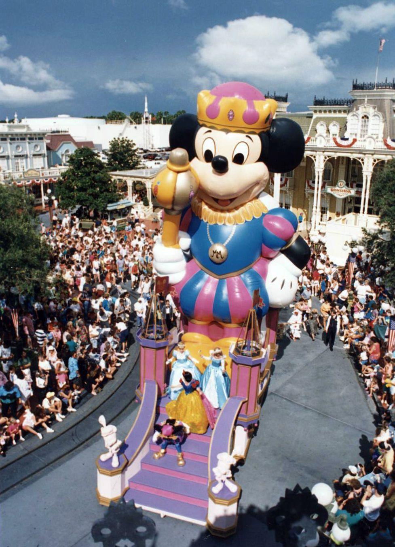 Walt Disney World 20th Anniversary Disney, Walt disney