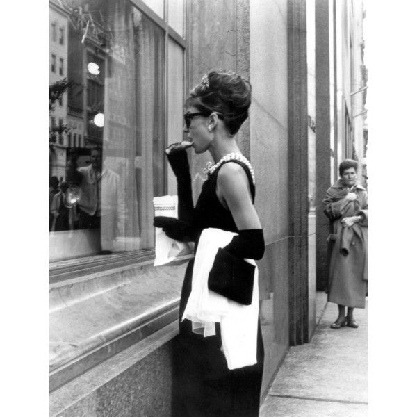 Annex - Hepburn, Audrey (Breakfast at Tiffany's)_NRFPT_06.jpg... ❤ liked on Polyvore