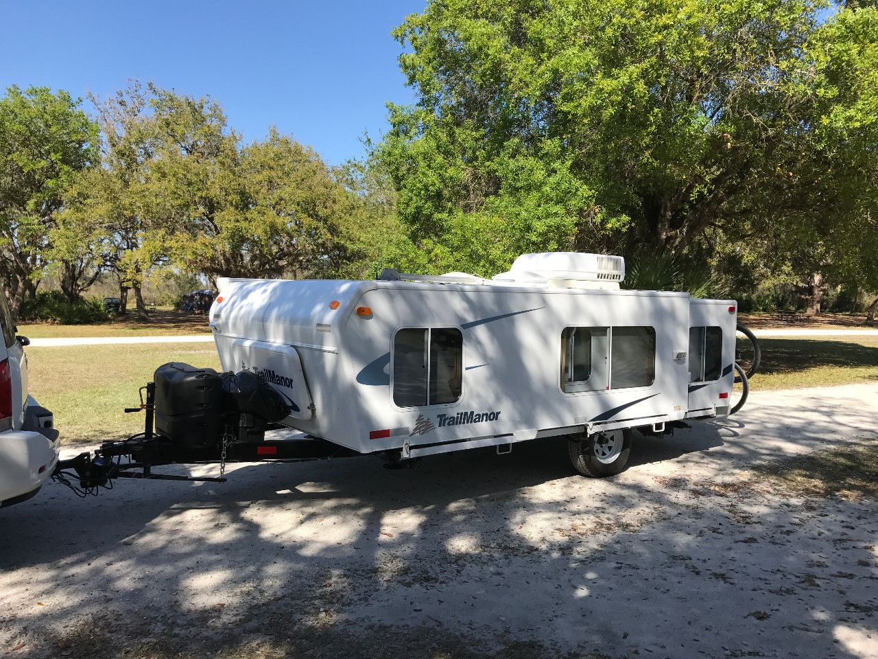 Check Out This 2008 Trailmanor 2619 Listing In Miami Fl 33196 On