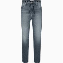 Photo of Calvin Klein High Rise Mom-Jeans mit Taille zum Binden 29 Calvin Klein