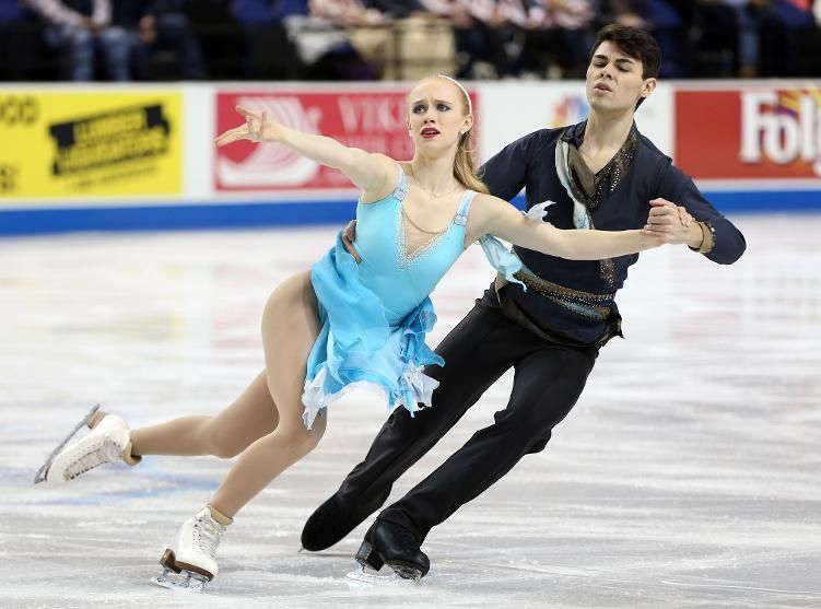 Gold Figure Skating Pass