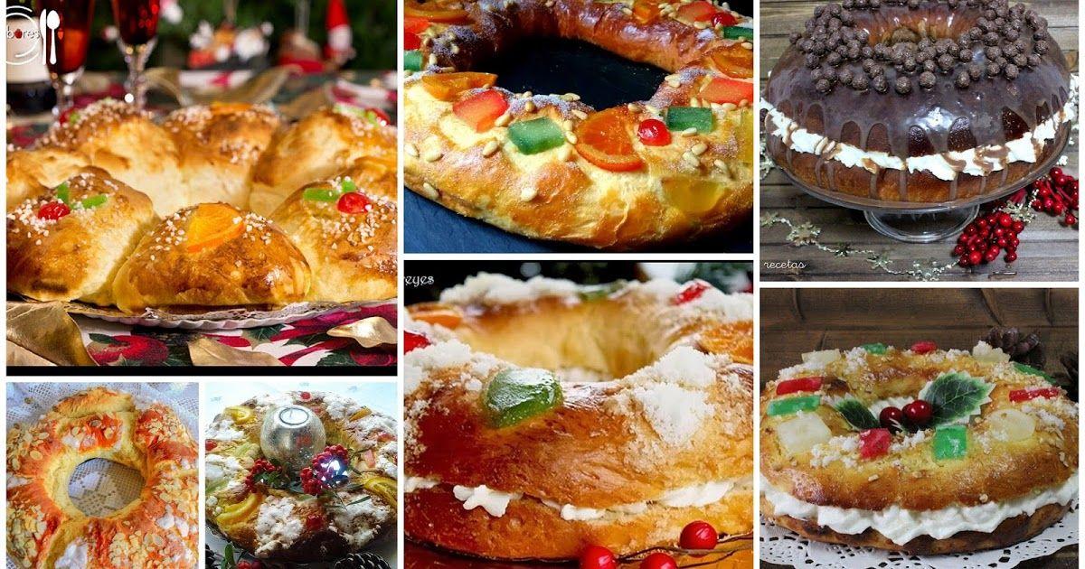 d8036e7074ffda8a216088f20269d9a2 - Recetas De Roscones De Reyes