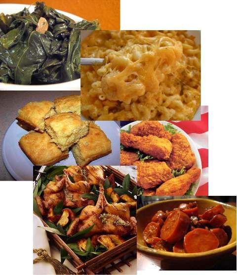 Comfort Food Wedding Menu: African American Foods Recipes